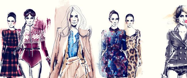 Nueva colección 2020 para mujeres en Farfecth